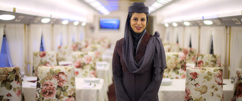 Tour De Train Iranien – Découvrez l'Iran dans un train de luxe privé