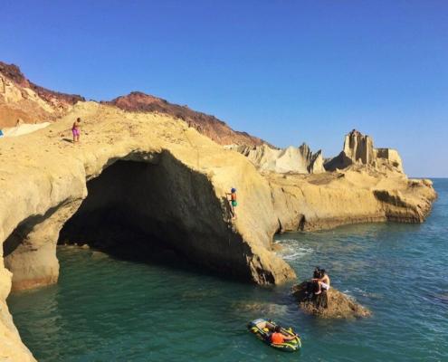 Nowrouz 2019 les plages et les îles du sud de l'Iran prêtes à accueillir les touristes