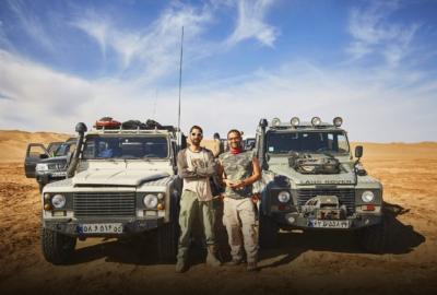 DE DESERTS PROFONDS AU FIL DES VILLES HISTORIQUES D'IRAN