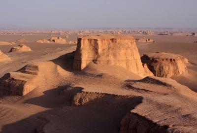Tour Du Lut Désert - Une expédition sur la terre la plus chaude