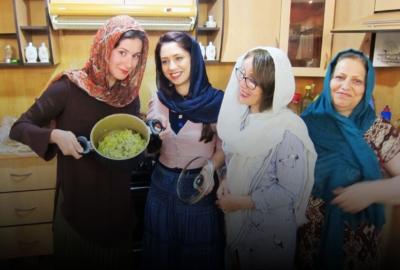 Tournée d'accueil en Iran - Saveurs locales dans un foyer iranien