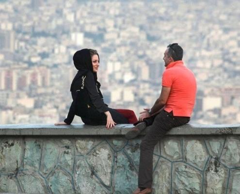 Voyager en Iran comme un ami ou un couple non marié