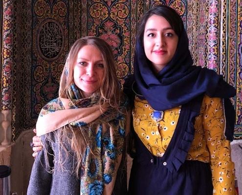 Découvrir l'Iran par Sara Melotti