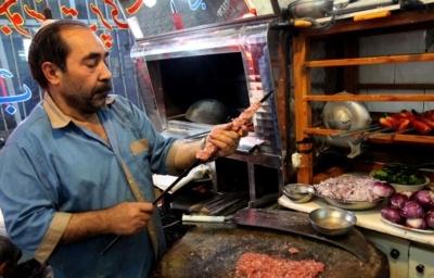 Bonab Kebab à Tabriz-SURFIRAN
