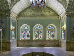 Museum of Mirrors and Lighting in Yazd E-Ticket