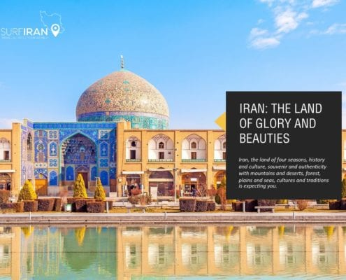 SURFIRAN is an Iranian tour operator and travel agency in Iran