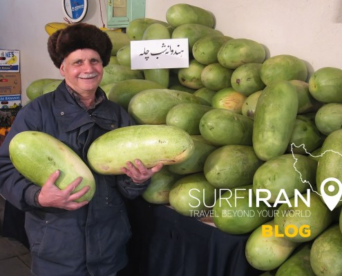 Travel to IRAN with Surfiran