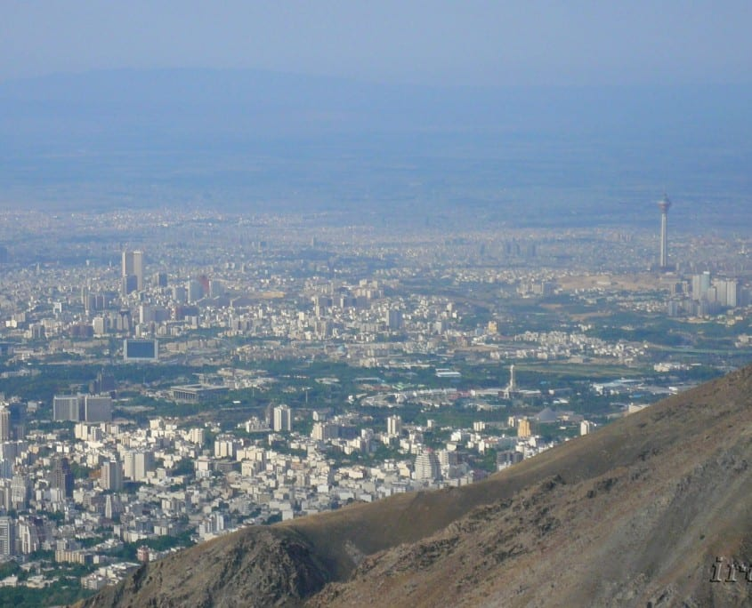 Travel to Iran