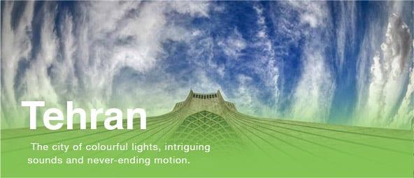 Tehran city - Travel to Iran Tour Operator, Iran Travel Agency