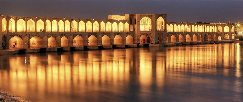Si-o-Se-Pol, Isfahan, Iran photography Tour
