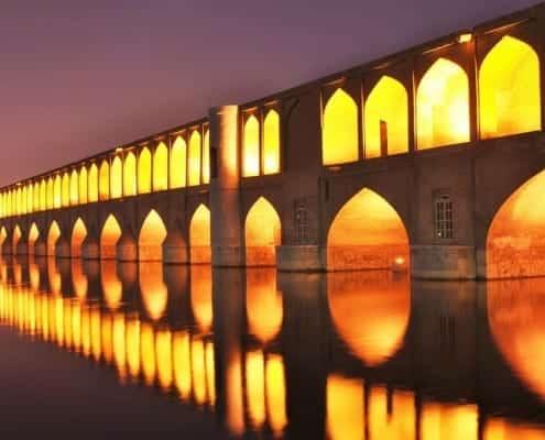 Sio se Pol, Isfahan Iran