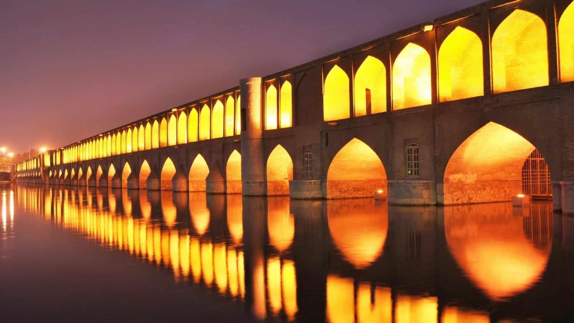 Visit Isfahan With SURFIRAN