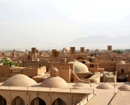 Historic city of Yazd