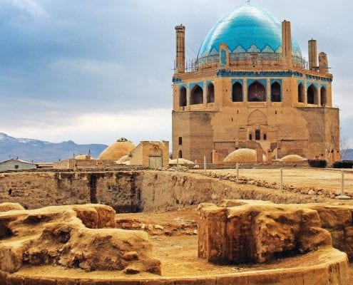 Soltaniyeh Dome Zanjan Travel Guide