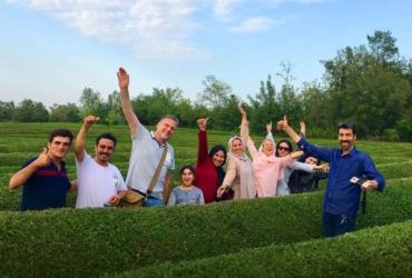 Iran Tea Farm Tours