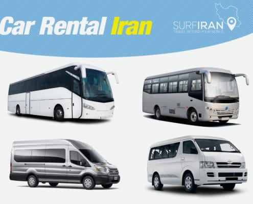 Car Rental Iran