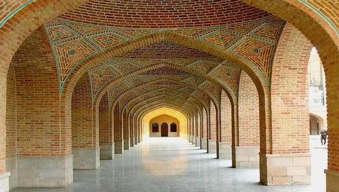 Kabud Mosque Tabriz Iran