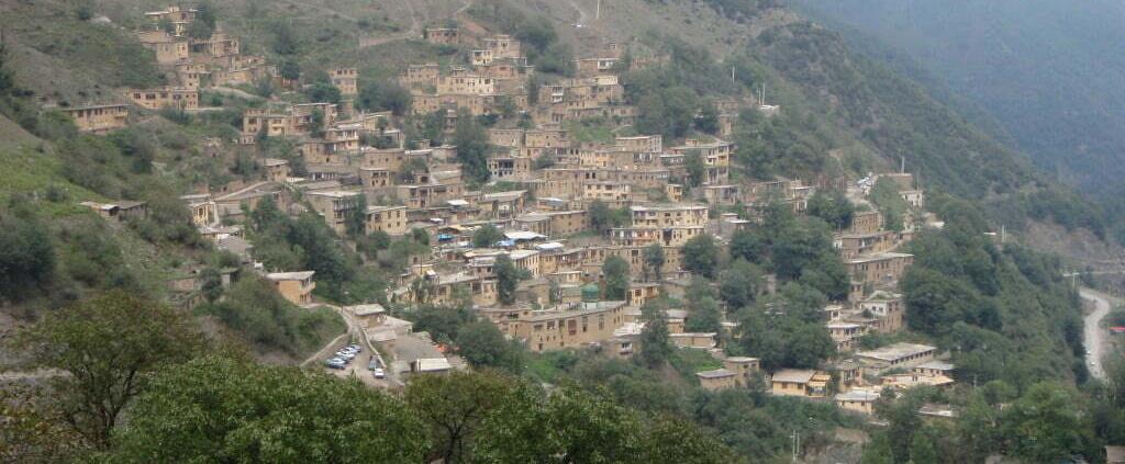 Masuleh Guilan Iran