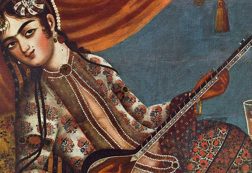 Qajar Women: Images of Women In 19th century Iran