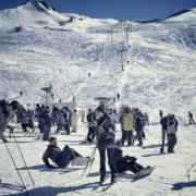 Ski Dizin Iran