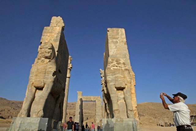 PERSEPOLIS, UNESCO World Heritage site