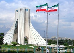 Tehran - Azadi Tower