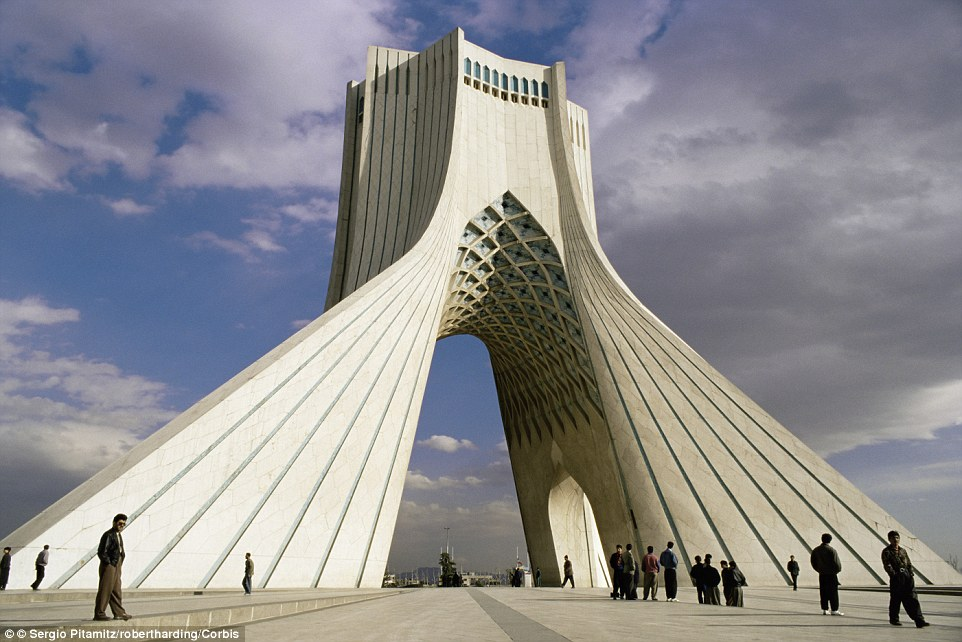 Captivating Azadi Tower (Tehran Freedom Monument) Great Ideas