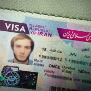 Foreignvisitorstoreceivee visasofIranbefore