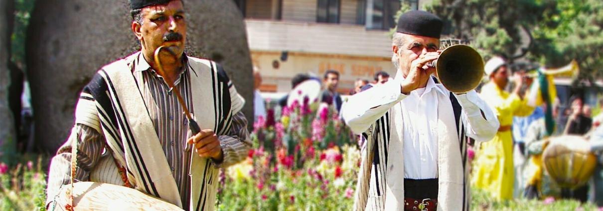 Persian New Year festival (Nowruz Bazaar)