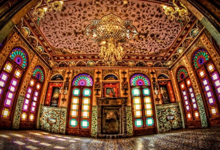 golestan palaceinTehran,Iran