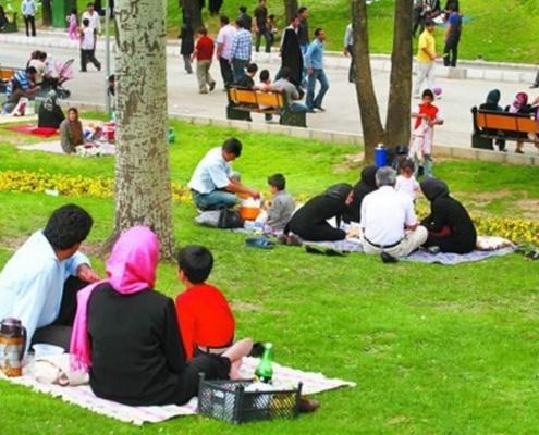 Sizdah-bedar Festival - Iranians Celebrating Nature's Day