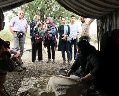 Homestay With An Iranian Nomad Family