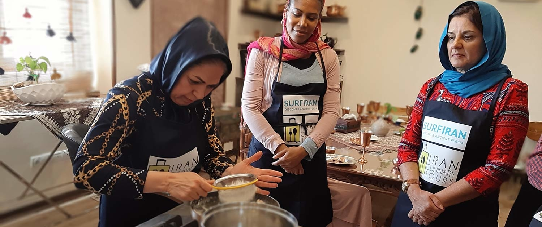 Iran Food Tour