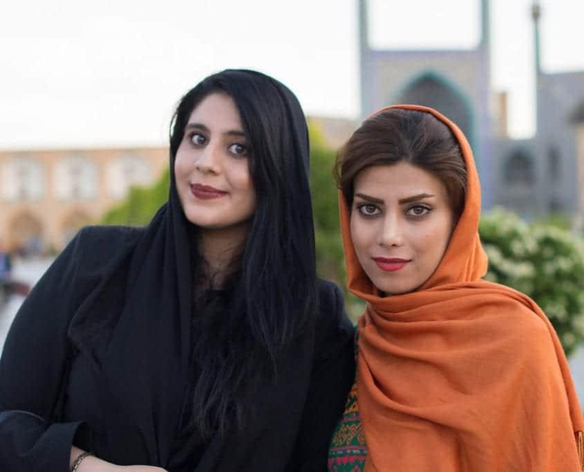Iran Dress Code - Iranian Girls