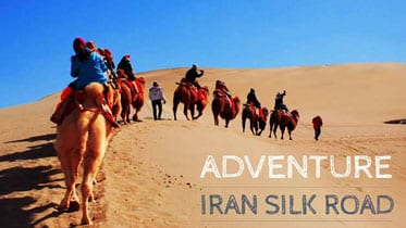 Iran Silk Road Tour - SURFIRAN