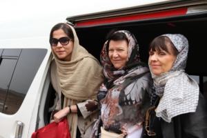French tourists In Iran - SURFIRAN Visit Iran