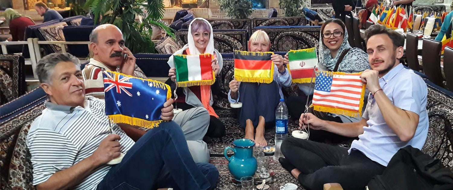 Iran Travel and Tours for Americans