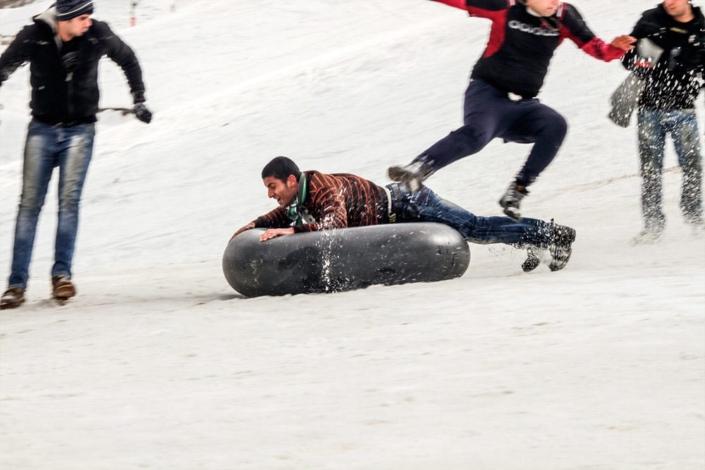 Abali Ski Resort - Iran Ski Tours