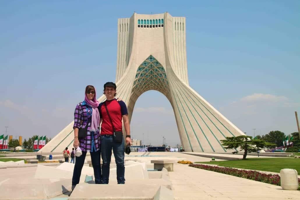 ... Surfiran Sample Azadi Tower