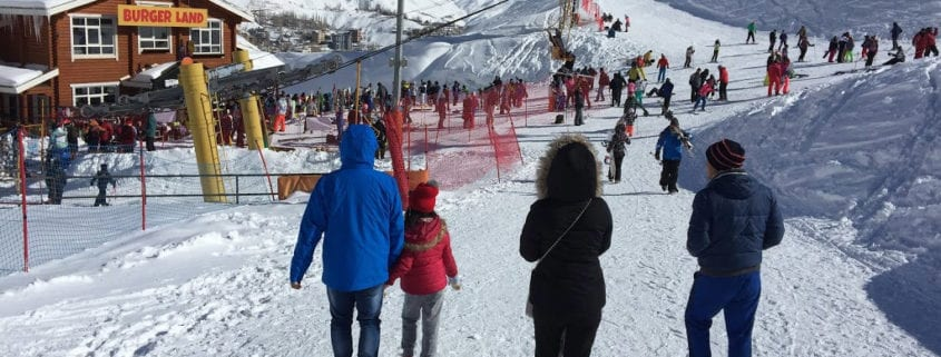 Darbandsar Ski Resort, Tehran