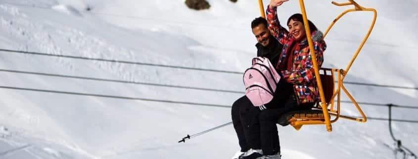 Dizin Ski Resort, Tehran