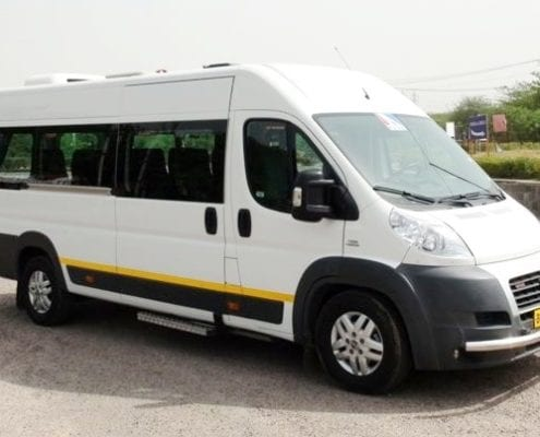 FiatDucatoPassengerTransportSeat CarHireIran