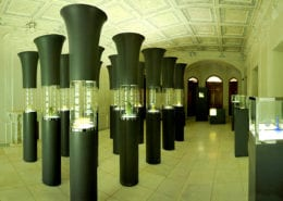 Glassware and Ceramic Museum of Iran - Abgineh Museum)