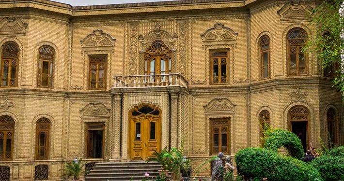 Glassware and Ceramic Museum of Iran – Abgineh Museum