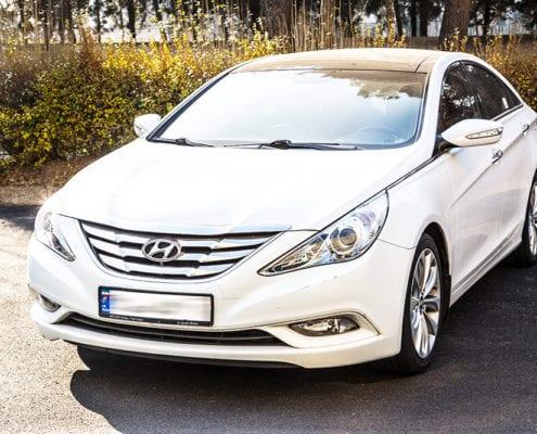 HyundaiSonata CarHireIran