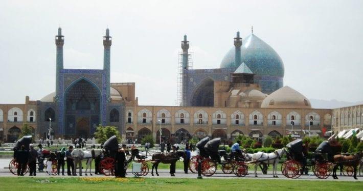 Naqsh e Jahan Square Isfahan Iran