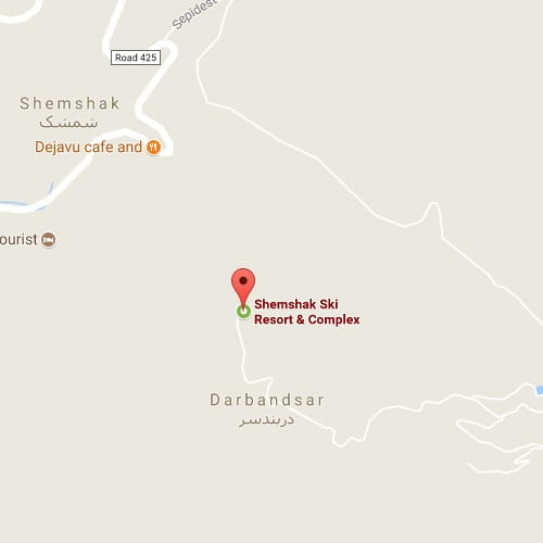 Shemshak Ski Resort & Complex -  Iran Ski Tours