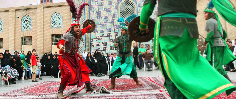 Travelling to Iran during Muharram and Ashura