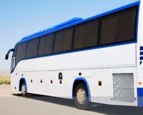 VolvoBusSeater CarHireIran