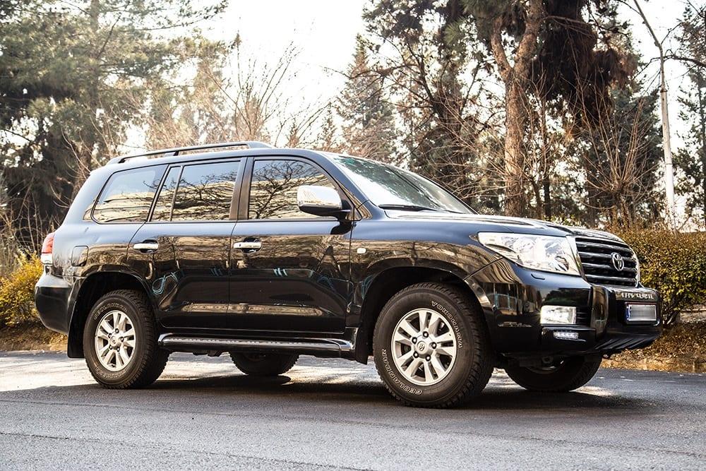 toyota land cruiser 2015 car rental iran. Black Bedroom Furniture Sets. Home Design Ideas
